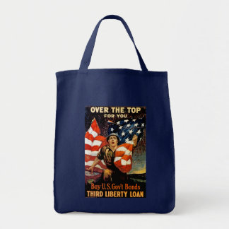Over The Top for You Tote Bag