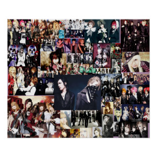 over the top jrock poster
