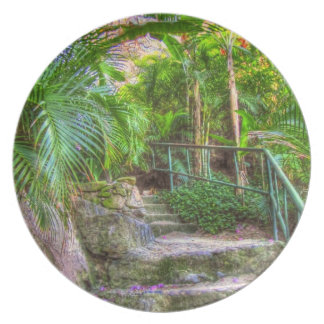 Over The Top Melamine Plate