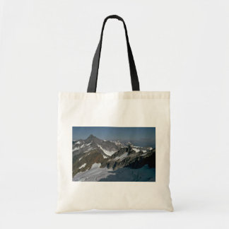 Over The Top Of The World Canvas Bags