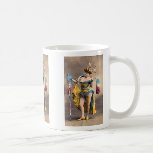 Over the Top Patriotic Coffee Mug