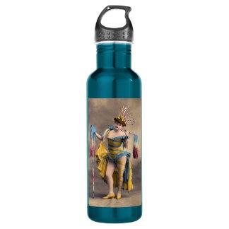 Over the Top Patriotic Water Bottle