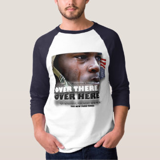 OVER THERE / OVER HERE at TRS T-shirts