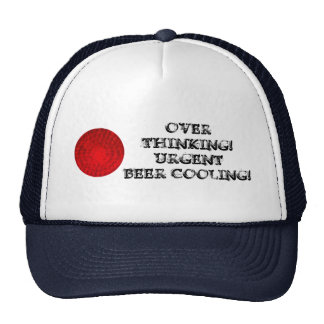 Over Thinking! Trucker Hat