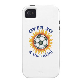 OVER THIRTY AND STILL KICKIN Case-Mate iPhone 4 COVERS