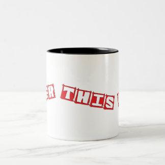 over this gig coffee mugs