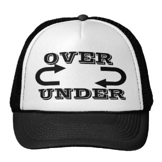 Over Under Trucker Hat