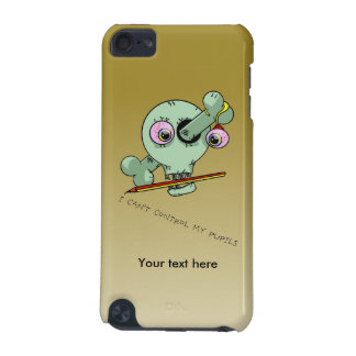 Over Worked Teacher Funny Customizable iPod Touch (5th Generation) Cover