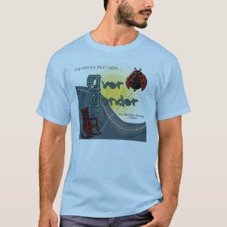 Over Yonder Cabin Logo T-shirt
