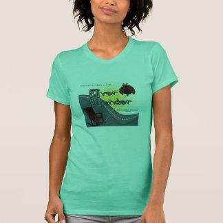 Over Yonder Cabin Women's T-Shirt