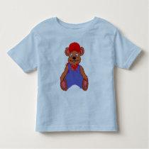 Overall Bear T-Shirt