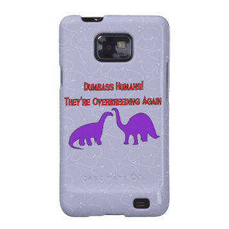 Overbreeding Dinosaurs Samsung Galaxy S2 Covers