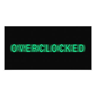 Overclocked green card