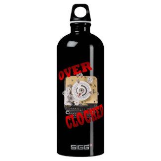 overclocked SIGG traveler 1.0L water bottle