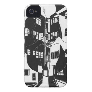 Overcome Obstacles iPhone 4 Case-Mate Case