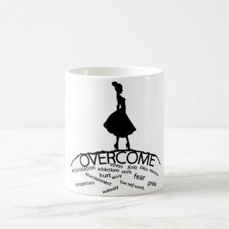 Overcome Signature Coffee Mug