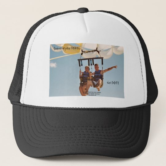 Overcome Your Fears Hat