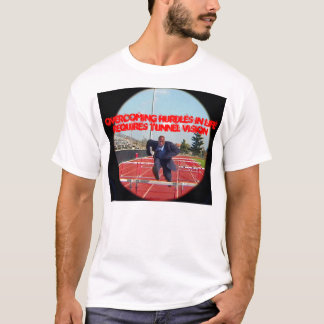 Overcoming Hurdles In Life T-Shirt