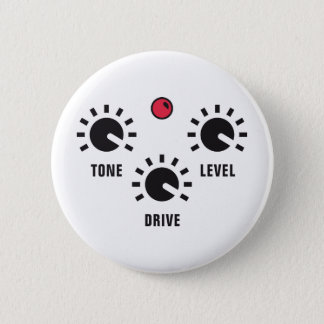 overdrive pinback button