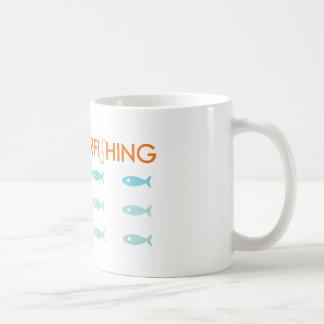Overfishing Coffee Mug
