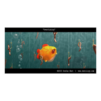 Overfishing Poster