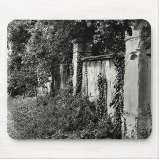 Overgrown Wall Mouse Pad