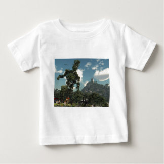 Overgrowth Tower Tee Shirt