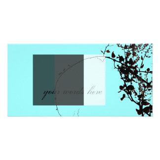 Overhanging Vine Card