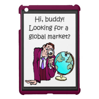 Overheard in the Office Global market Cover For The iPad Mini