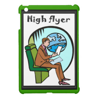 Overheard in the Office High flyer iPad Mini Covers