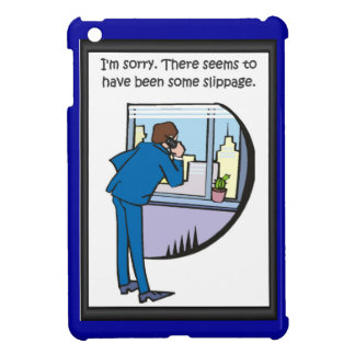 Overheard in the Office  Some slippage Case For The iPad Mini