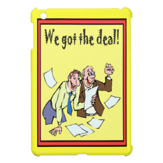 Overheard in the Office  We got the deal Case For The iPad Mini