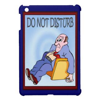 Overheard in the Officen Do not disturb iPad Mini Cover