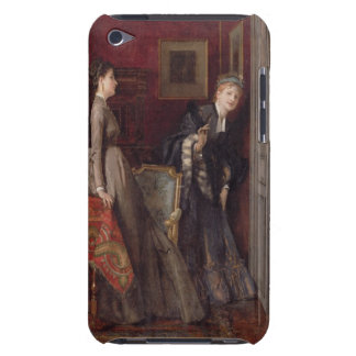 Overheard (oil on panel) barely there iPod case