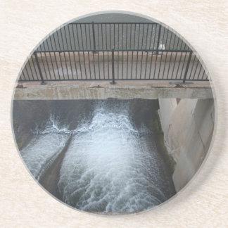 Overholser Dam Beverage Coasters