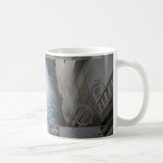 Overholser Dam Classic White Coffee Mug