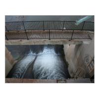Overholser Dam Postcard
