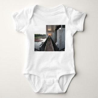 Overholser Dam Walkway Tee Shirts