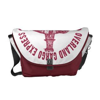 Overland Cargo Express Elephant Courier Bag