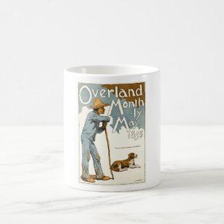 Overland Monthly. May, 1895 Coffee Mug