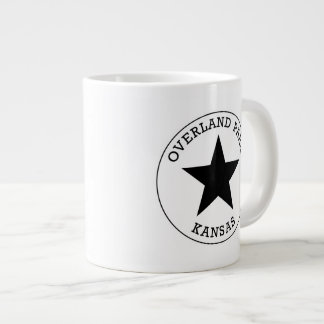 Overland Park Kansas Giant Coffee Mug