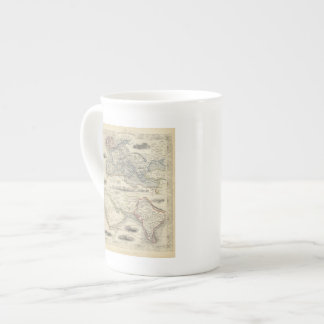 Overland Route To India Tea Cup