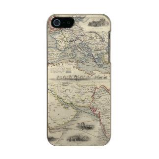 Overland Route To India Incipio Feather® Shine iPhone 5 Case