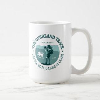 Overland Track Coffee Mug