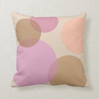Overlapping Circles Pillow
