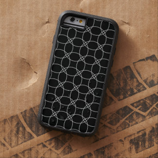 Overlapping Circles Tough Xtreme iPhone 6 Case