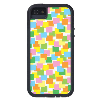 Overlapping Color Rectangles iPhone 5/5s Case