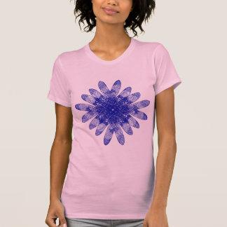 Overlapping Dragonflies Diamond T-Shirt