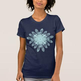 Overlapping Dragonflies Diamond Tee Shirt