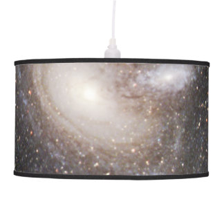 Overlapping Galaxies Ceiling Lamp